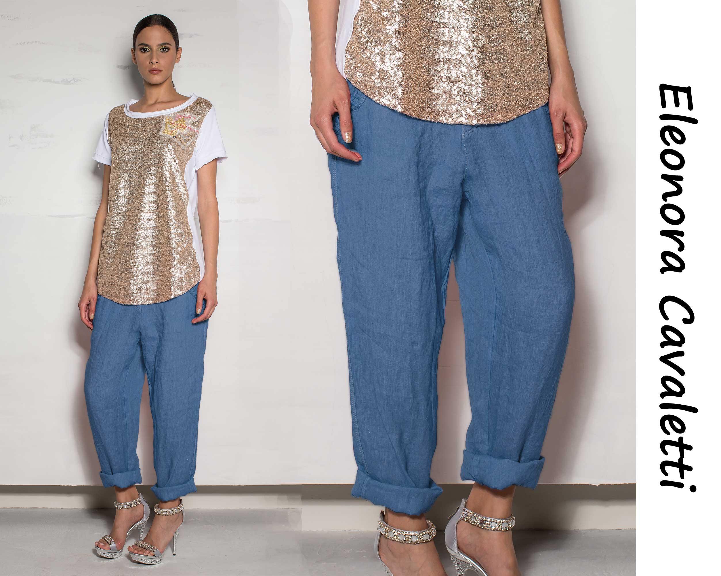 Модные Юбка Брюки Доставка